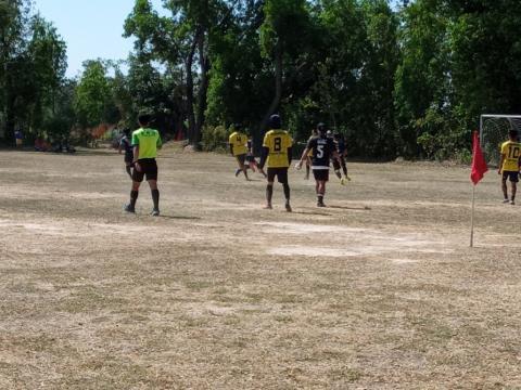โครงการแข่งขันกีฬาฟุตซอล